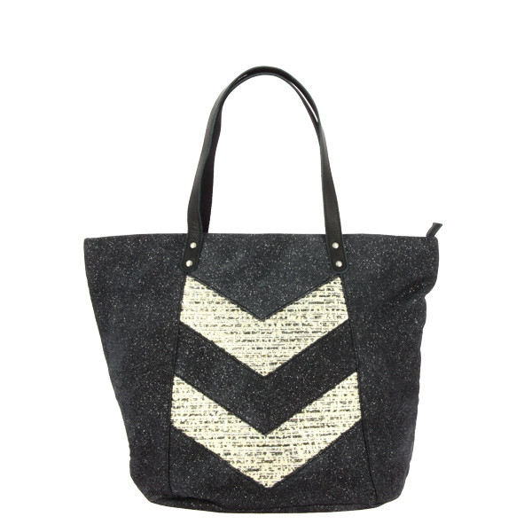 Coralie_sac_shopping_orsola_noir_cuir_textile_mila_louise_la_fee_louise_4
