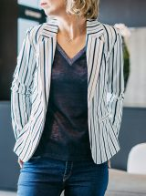 Dulce_veste_blazer_cintree_rayures_ecru_marine_ichi_kate_stripe_bl_2_cloud_dancer_femme_la_fee_louise_3