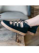 Joy_week_espadrille_corde_noir_lacets_ippon_vintage_la_fee_louise_1