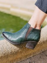Linda-bottine-cuir-vert-little-la-suite-la-fee-louise-3