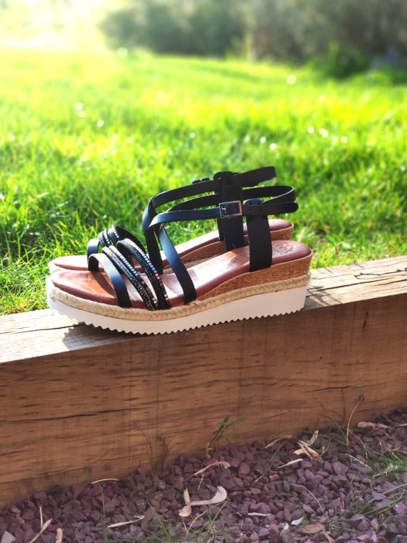 Florence-sandale-compense-noir-bijoux-porronet-la-fee-louise-1