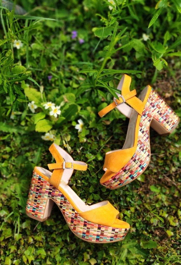 sharleen-sandale-jaune-talon-multicolore-raphia-tresse-gadea-la-fee-louise-8