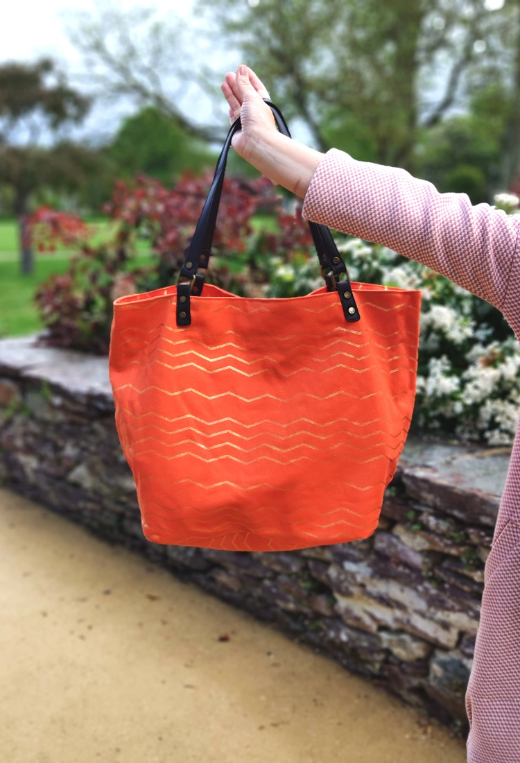 xiao-sac-cabas-orange-dore-la-fee-louise-1
