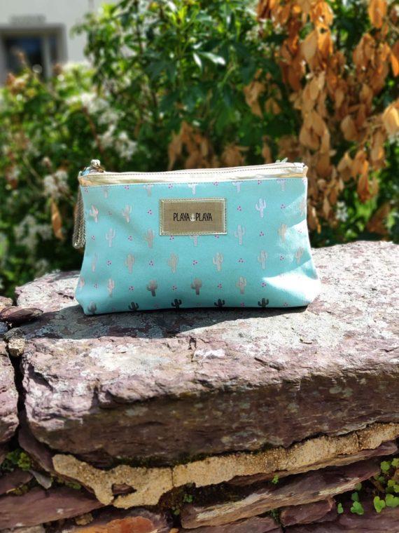 Zoia-pochette-imprime-turquoise-playa-playa-la-fee-louise-1