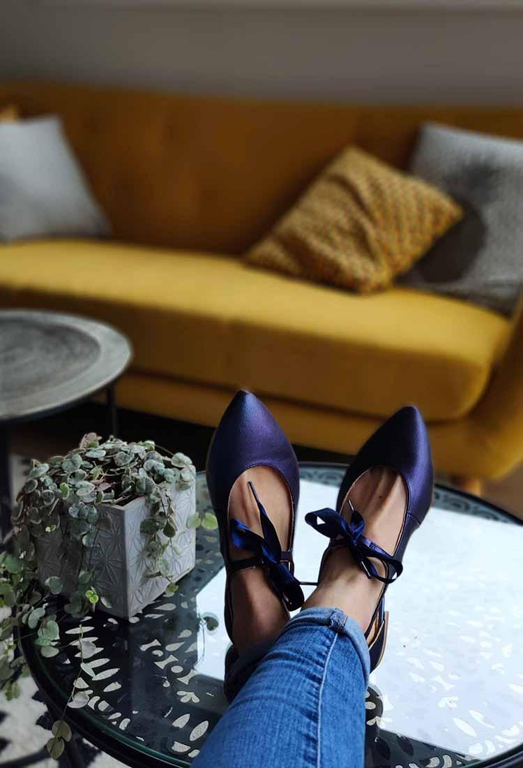greta-ballerine-bleu-marine-irise-cuir-lacets-ruban-o-collection-la-fee-louise-1