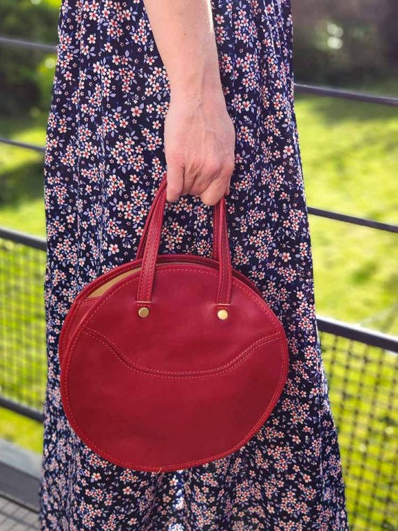 Anouk-sac-rond-cuir-rouge-crazy-lou-la-fee-louise-2