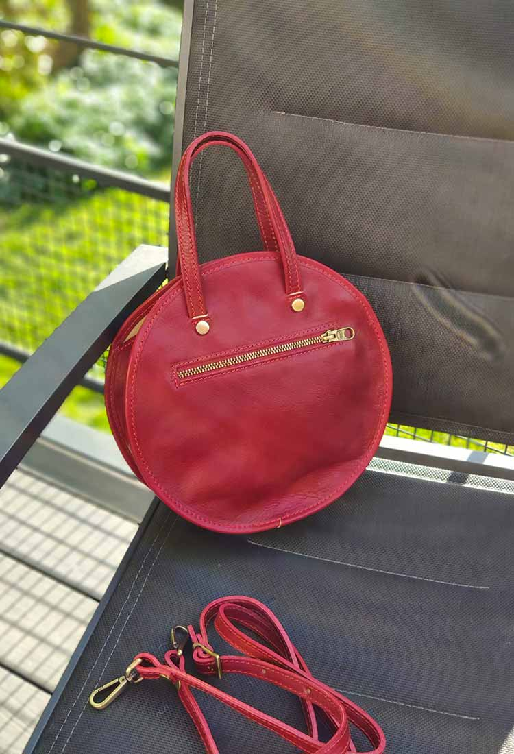Anouk-sac-rond-cuir-rouge-crazy-lou-la-fee-louise-6