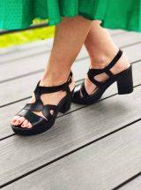 Jazz-sandale-talon-cuir-noir-wonders-la-fee-louise-2
