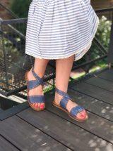 Lola-sandale-cuir-clous-bleu-camel-flanch-la-fee-louise-02