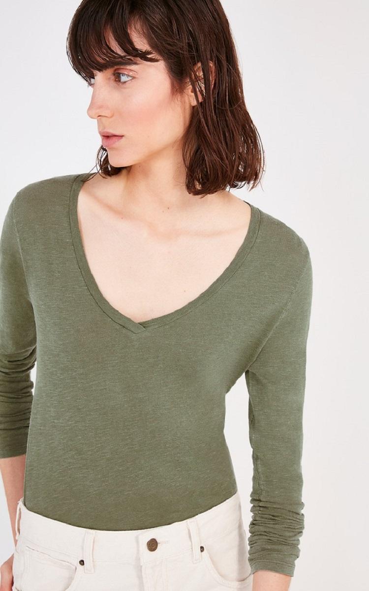 Mae-tshirt-olive-vintage-american-vintage-la-fee-louise-une