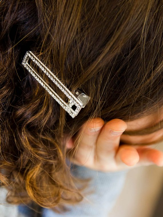Diams-barrette-rectangle-accessoire-cheveux-brillant-petit-diamant-argente-rose-la-fee-louise-2