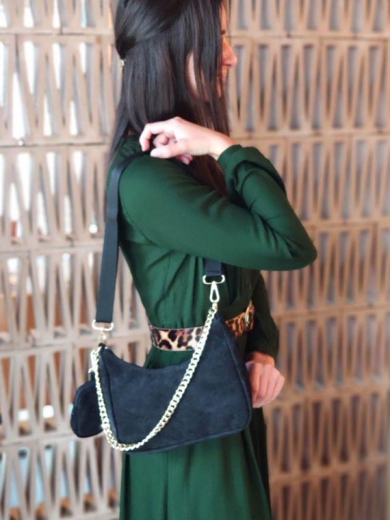 Naila-sac-noir-croute-de-cuir-bandouliere-chainette-dore-autre-petite-pochette-ronde-style-esprit-prada-la-fee-louise-1-01