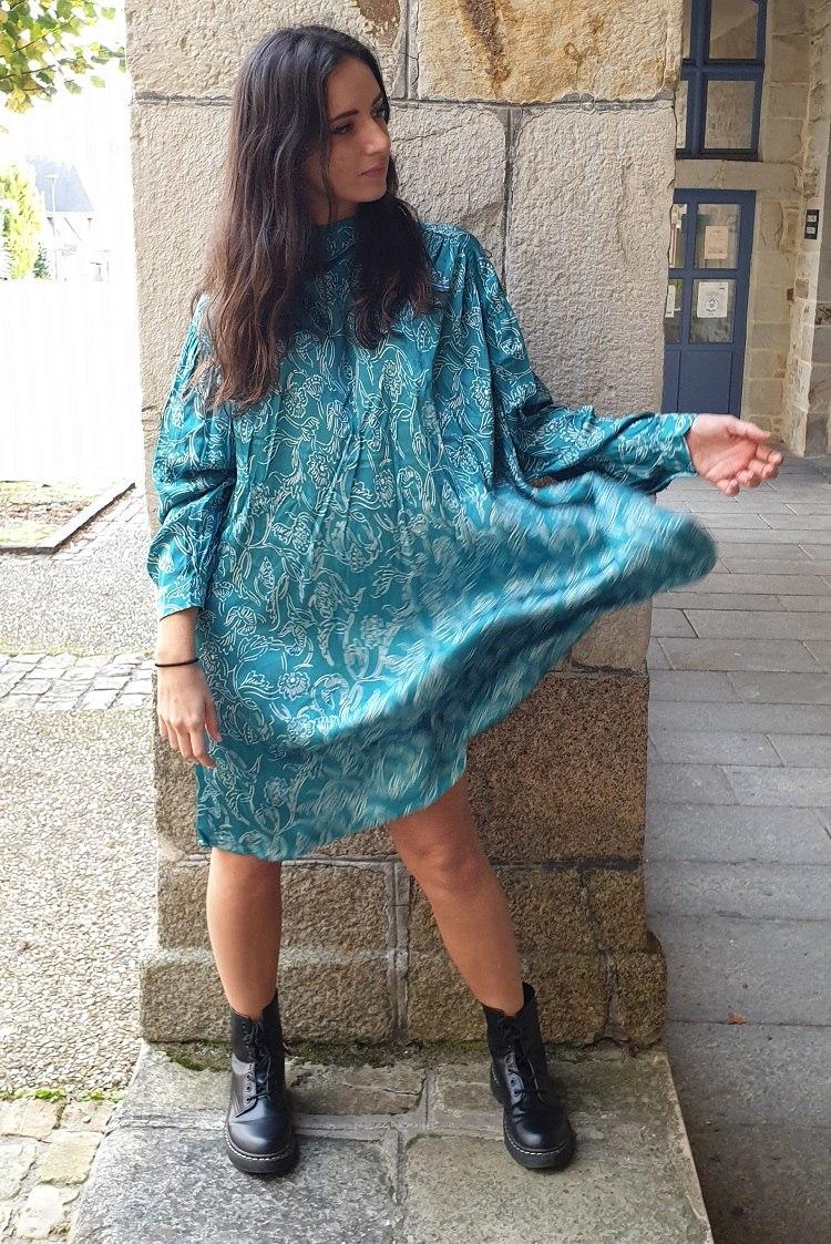 Praline-robe-turquoise-american-vintage-la-fee-louise-5