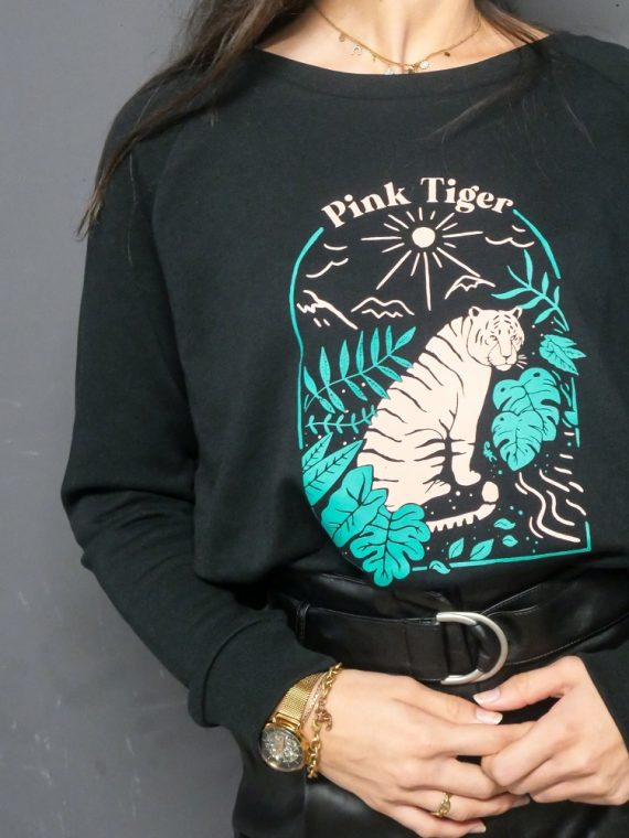 Pink-tiger-blanc-sweat-ocean-park-la-fee-louise-1